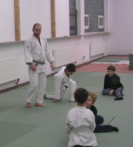 Aikido-dzieci